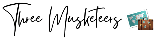 Three Musketeers Logo.