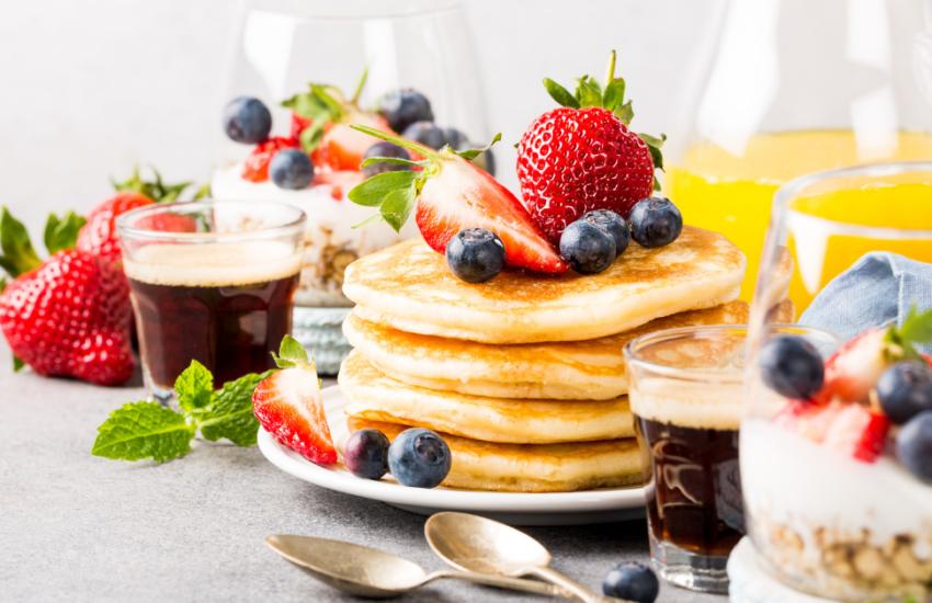 sweet breakfast tips